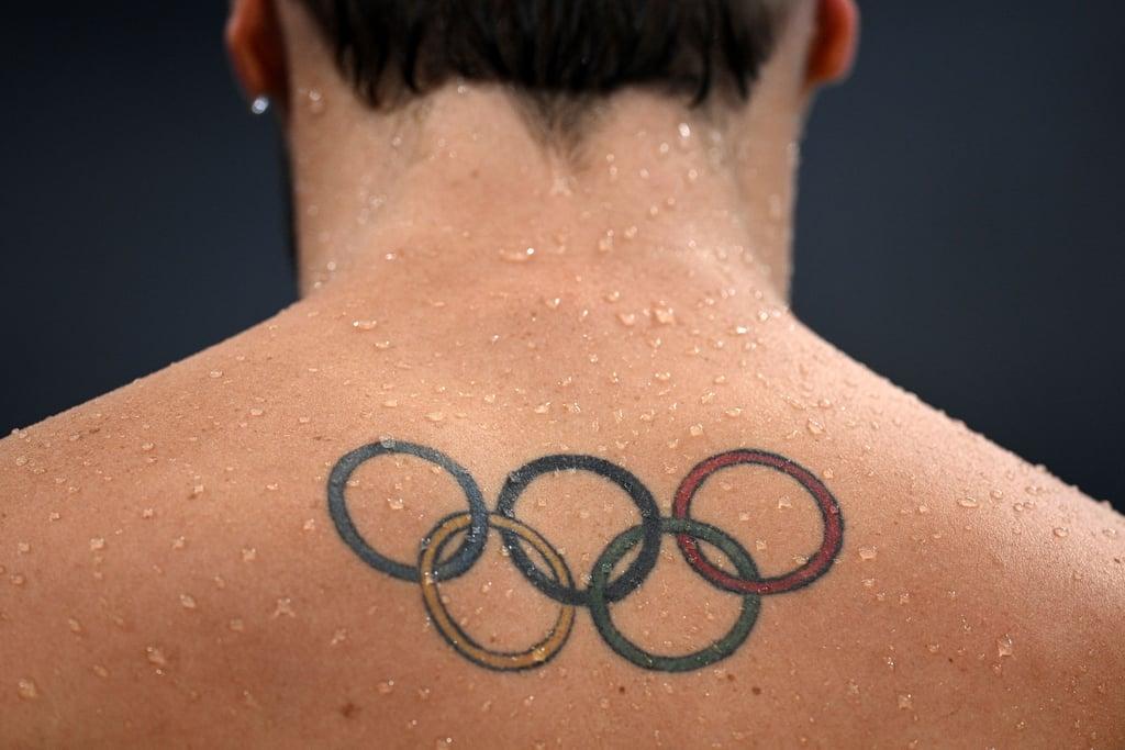 画像: 競泳南アフリカ代表:ブラッド・タンディ選手