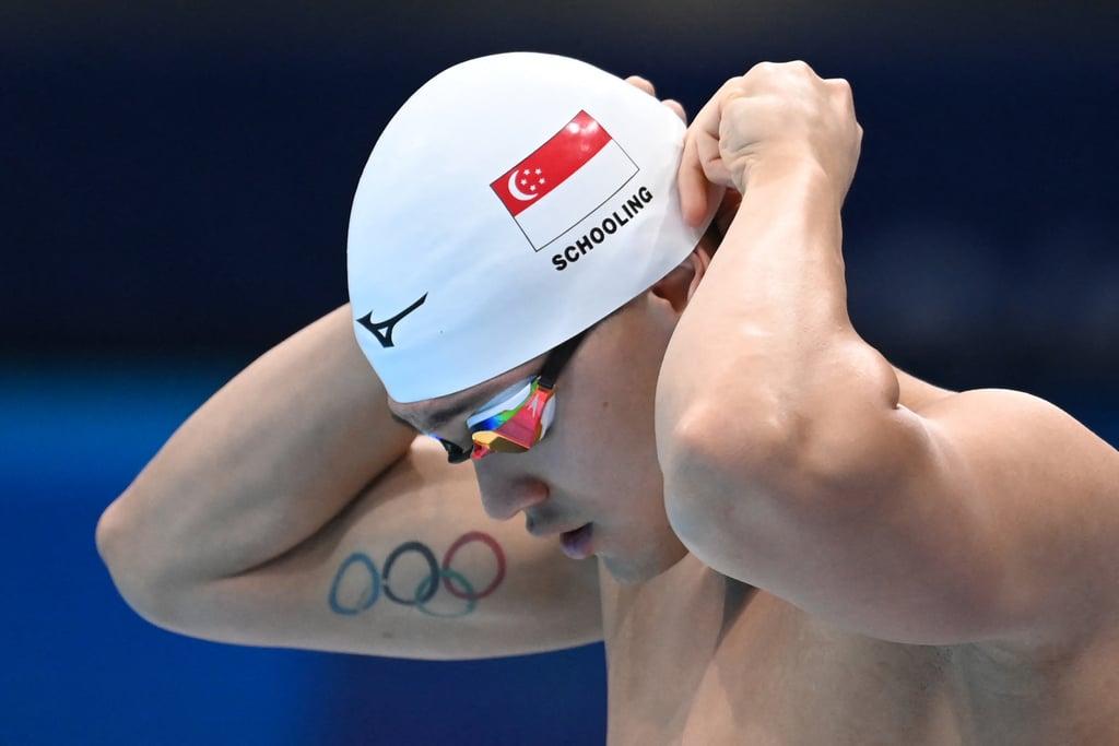 画像: 競泳シンガポール代表:ジョセフ・スクーリング選手