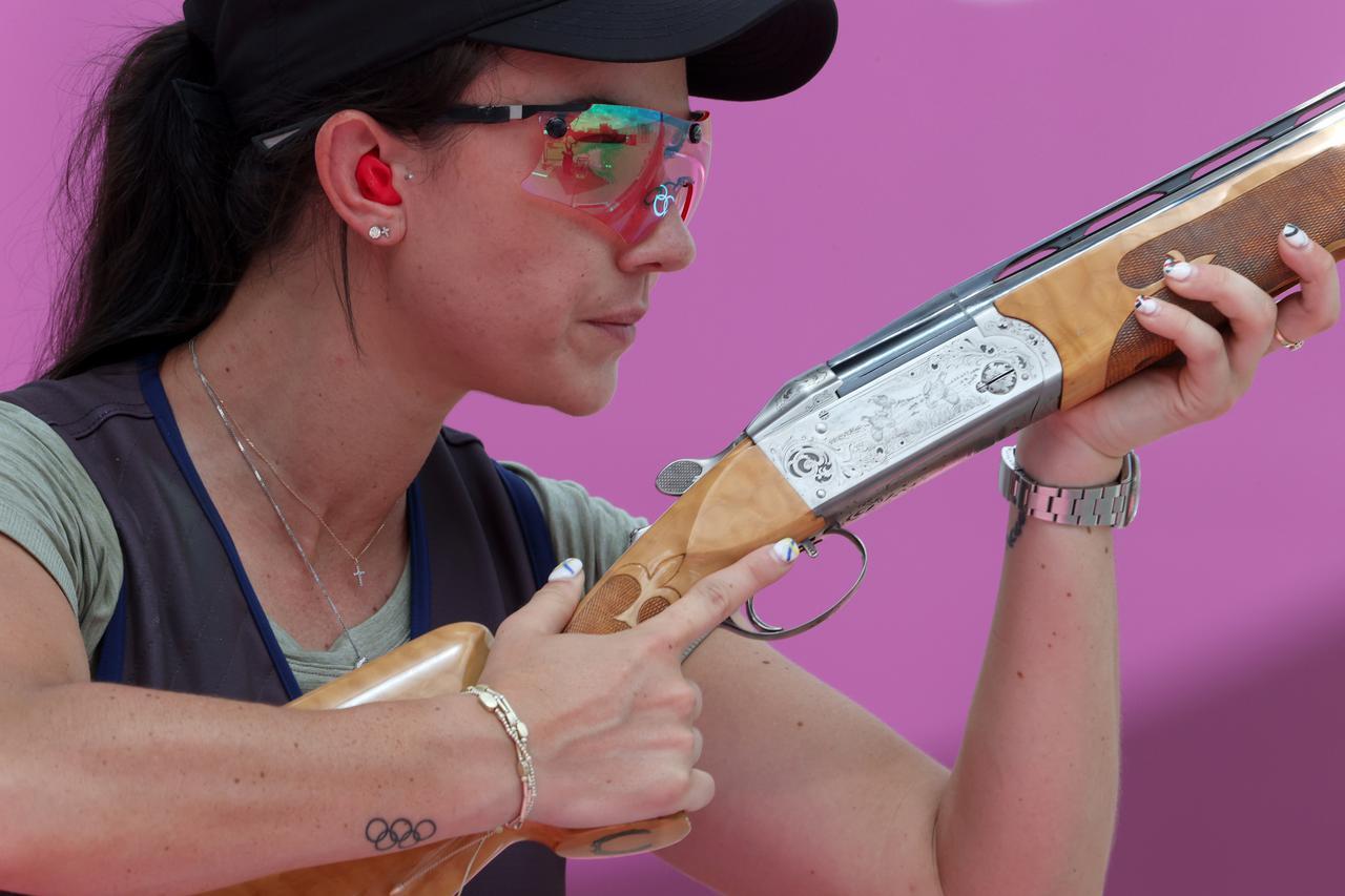 画像: 射撃アメリカ代表:カイル・ブラウニング選手