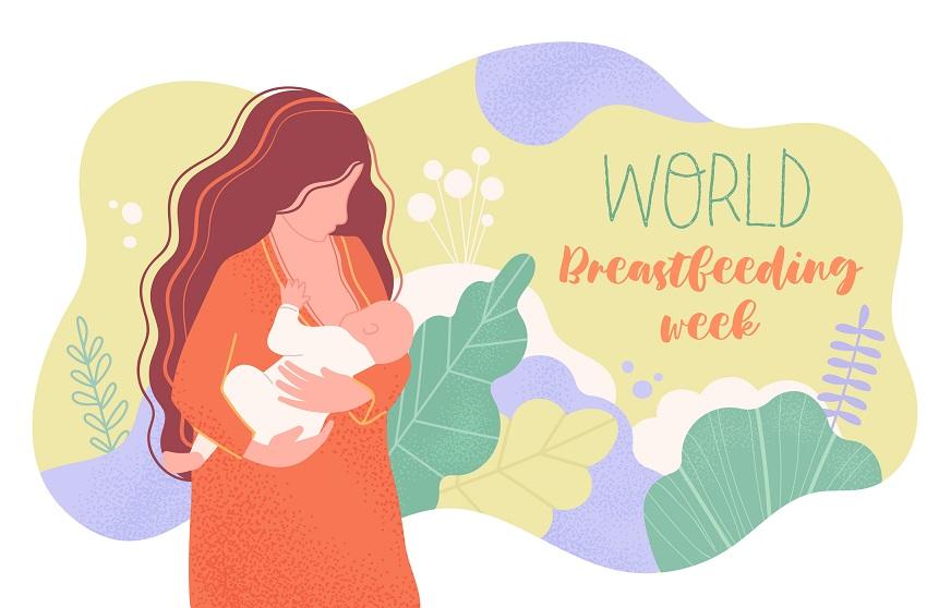 画像: 世界母乳育児週間とは?