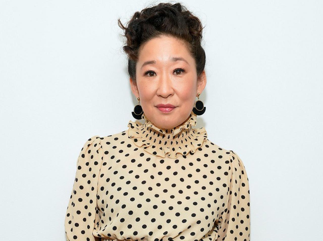 画像: サンドラ・オー、アジア系のレプリゼンテーションについて
