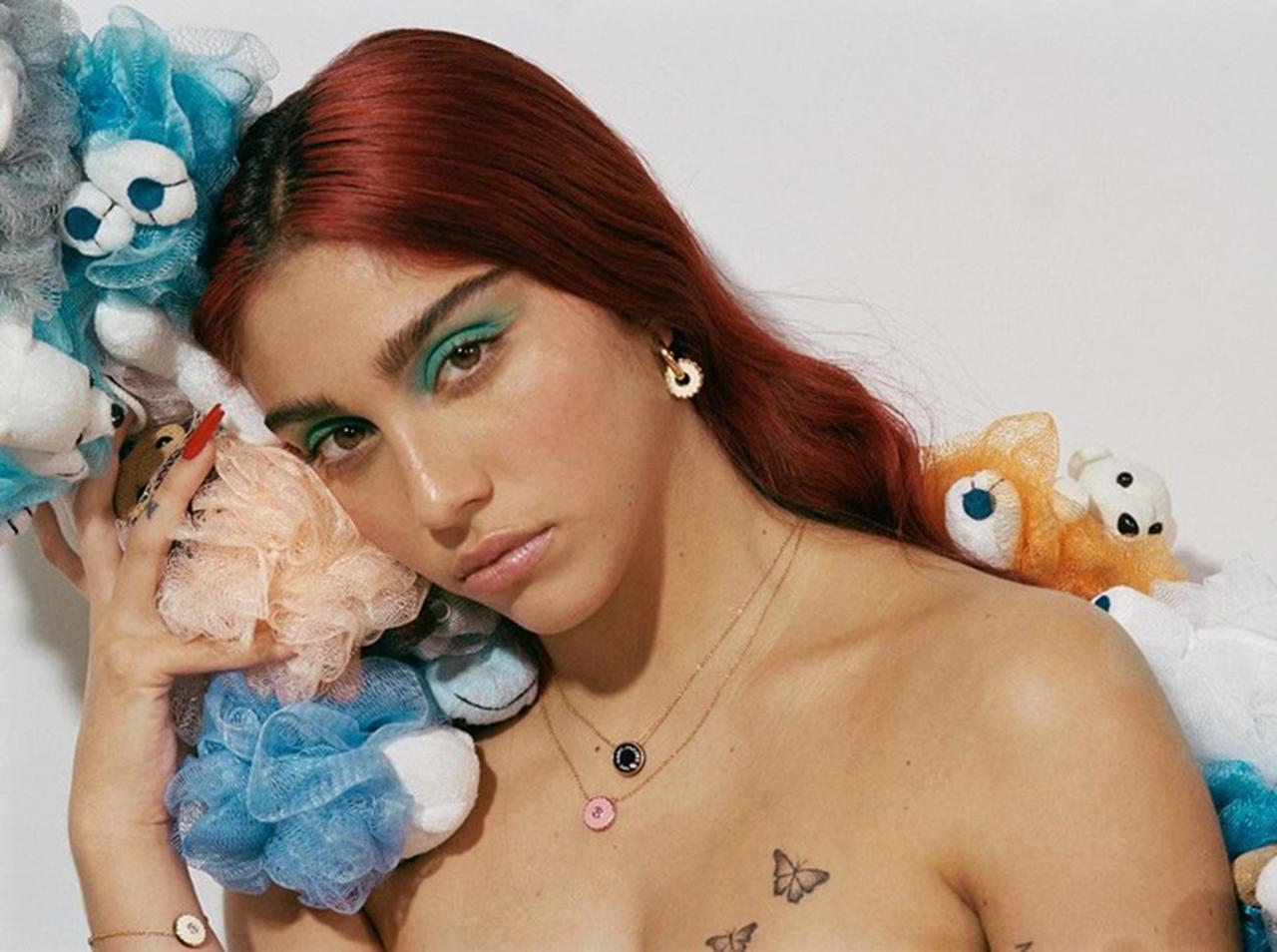 画像: マドンナ娘、人気ブランドの広告でもワキ毛を剃らず信念を貫く - フロントロウ -海外セレブ&海外カルチャー情報を発信
