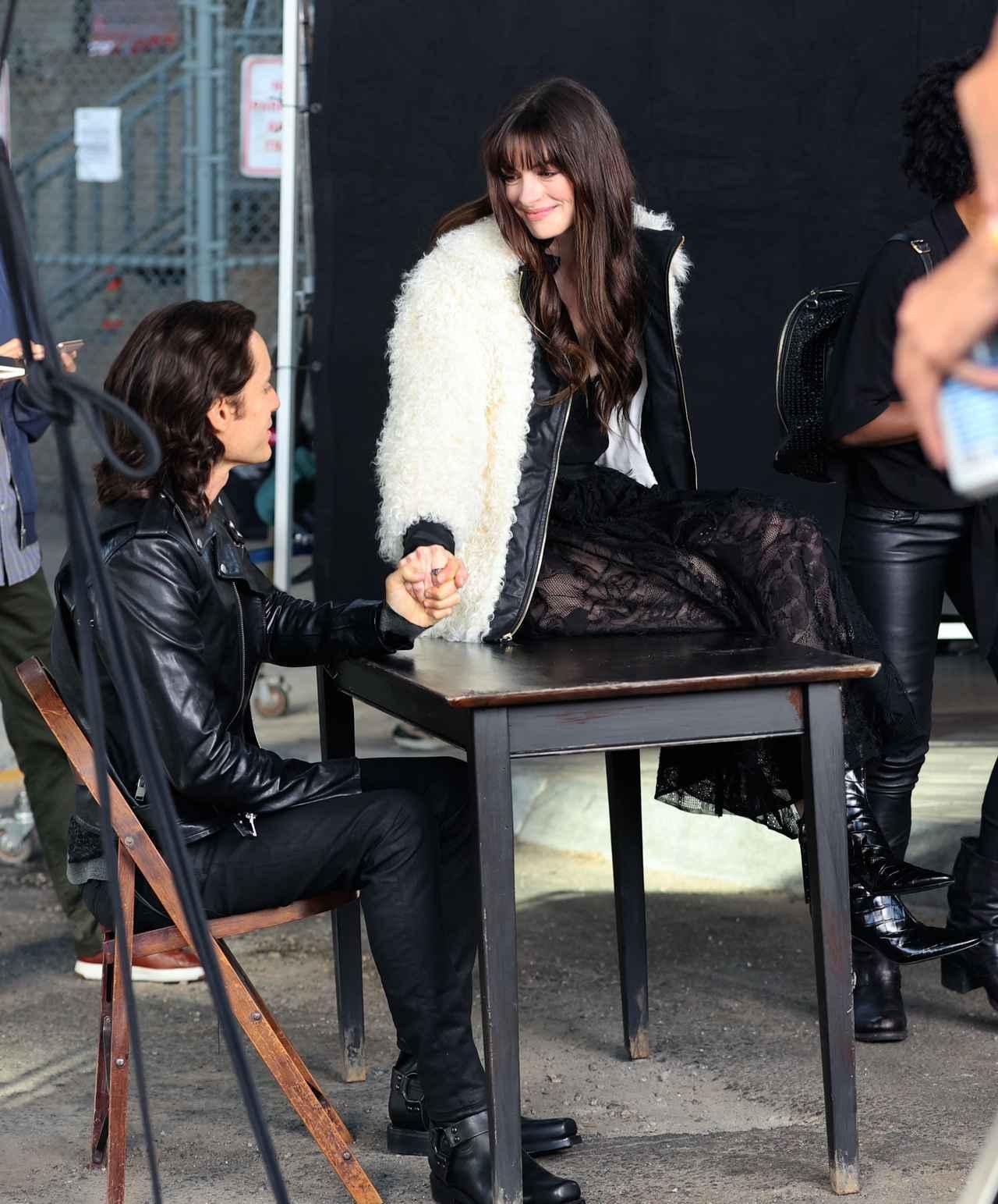 画像6: アンハサとジャレッドがカップルコーデ