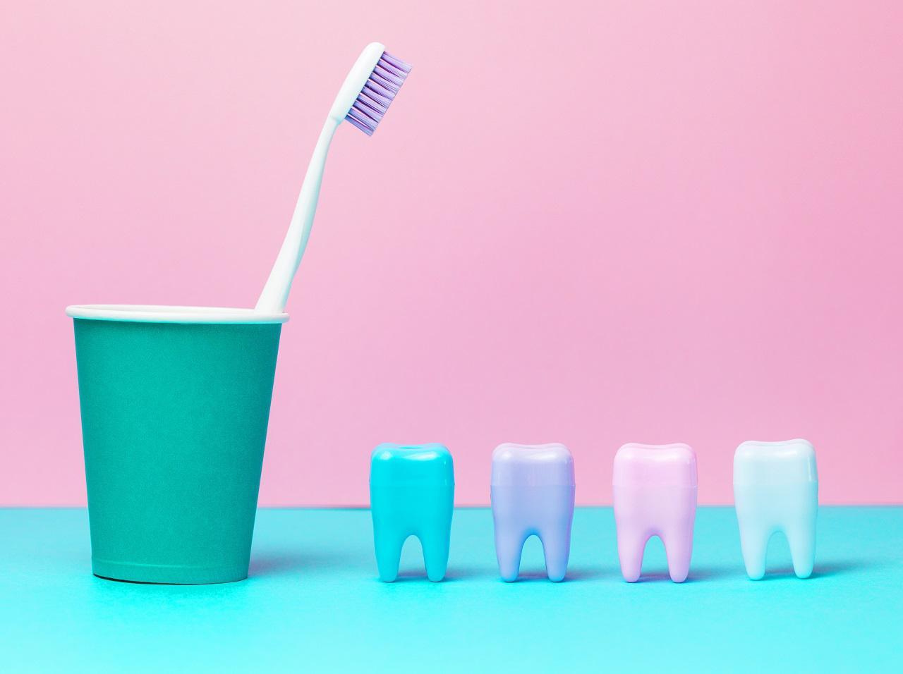 画像: 美しい歯をキープするデンタルケアルーティン
