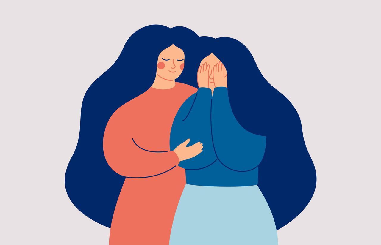 画像: ポジティブさに対するプレッシャーが家庭内暴力(DV)の否定を促進するかを調べた 2020年の研究 では、「状況によっては、人々が自分の置かれている状況を直視することを躊躇させるようなダメージを与える可能性があります」とされた。