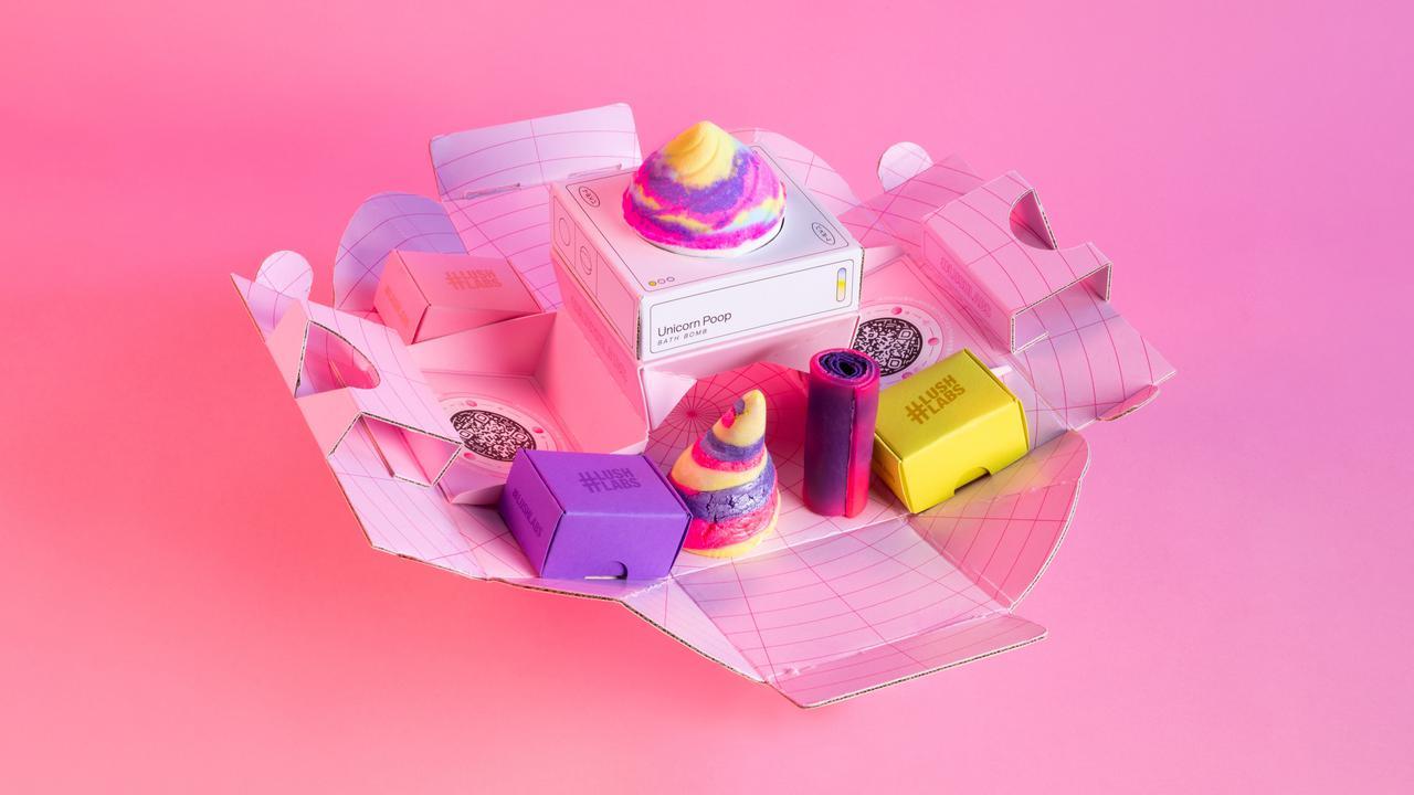 画像: 幸せを届ける「ユニコーンプープ ボックス」登場
