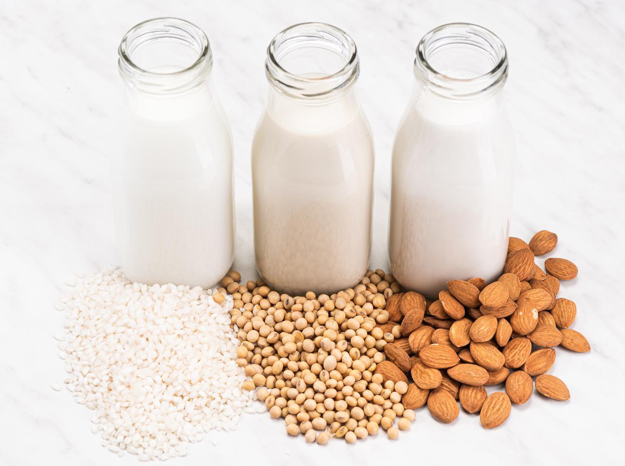 画像1: 欧米で人気が高まる「フラックスミルク」