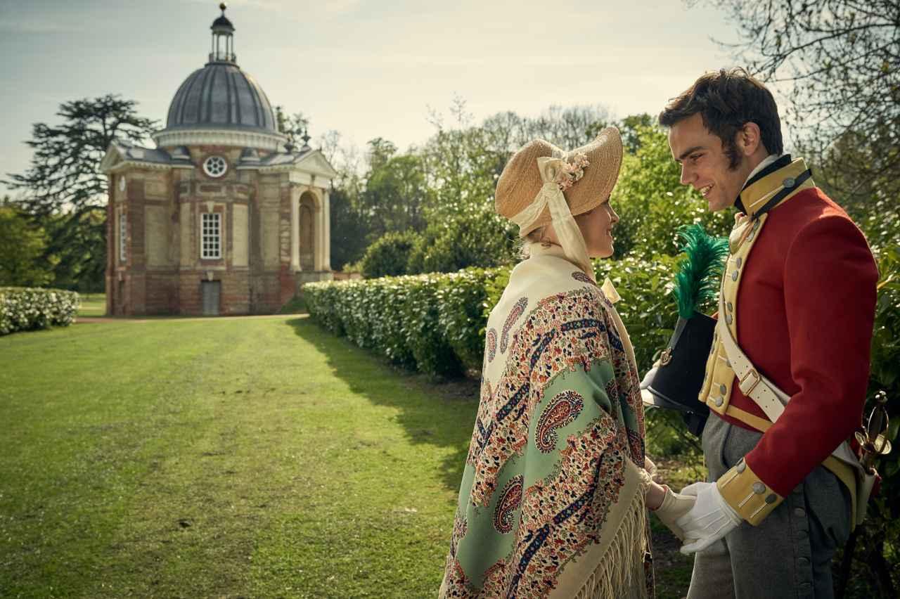 画像1: 【ロケ地】世界遺産など、イギリス有数の歴史的スポットにて撮影!