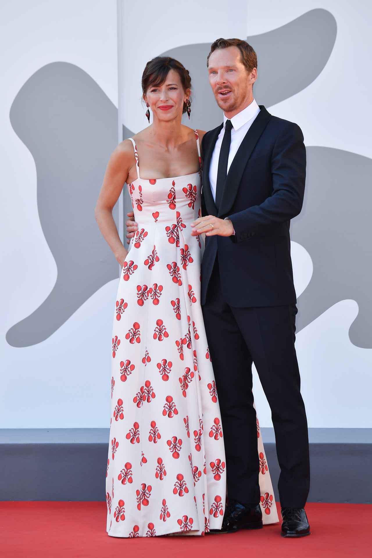 画像3: ベネディクトが妻と2年ぶりにレカペへ