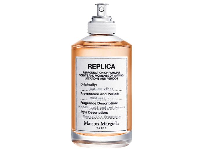 画像: メゾン マルジェラ「レプリカ」フレグランスより、秋の香りが漂う新しい香水が登場