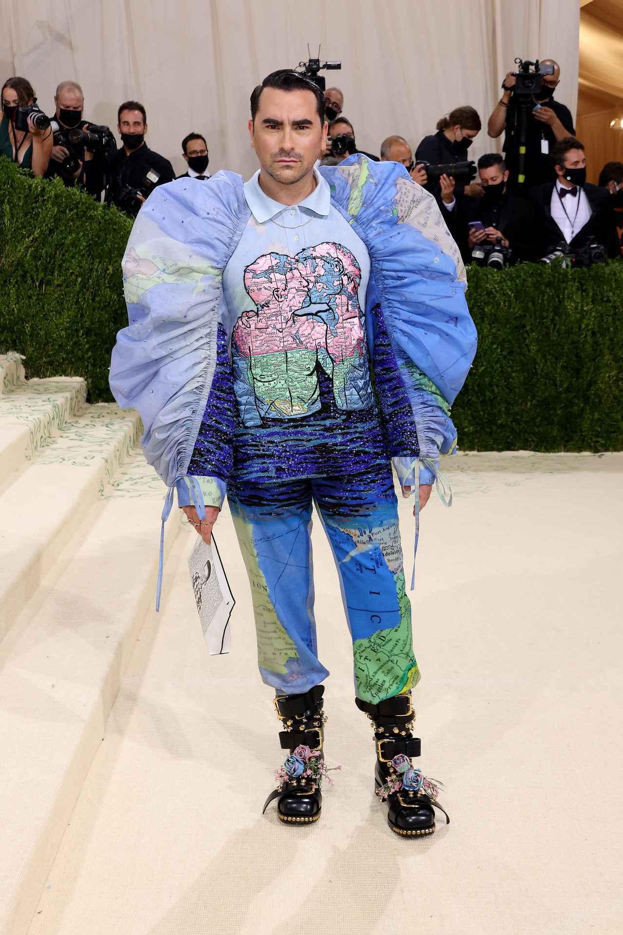 画像3: メットガラの衣装がまぶしい