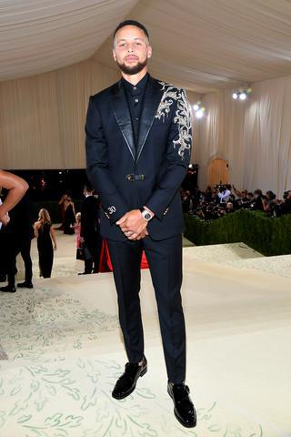 ステフィン・カリー:Versace
