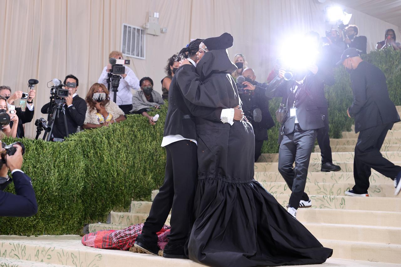 画像6: リアーナとエイサップ・ロッキーがMet Galaでカップルデビュー