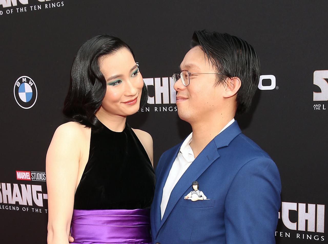 画像: 『シャン・チー』のアクションデザイナーと結婚!オークワフィナも祝福