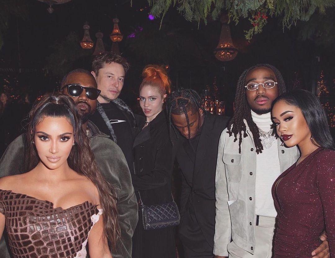 画像: ©️Kim Kardashian West/Instagram
