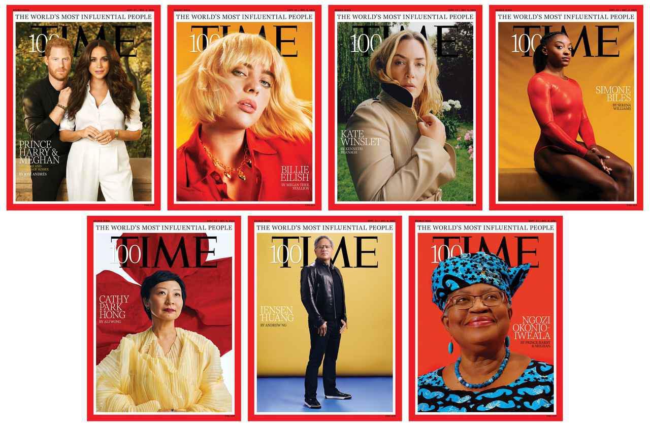 画像: TIME誌が選ぶ「最も影響力のある100人」が発表、大谷翔平にA・ロッドが絶賛コメントを寄せる - フロントロウ -海外セレブ&海外カルチャー情報を発信