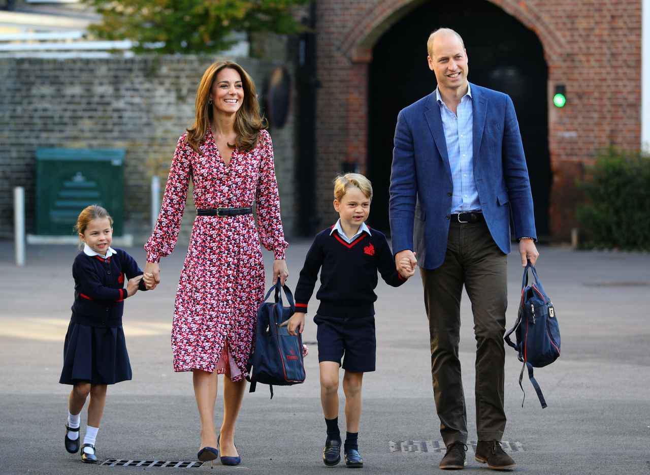 画像: ジョージ王子が通う学校ではどんな給食が出てくる?