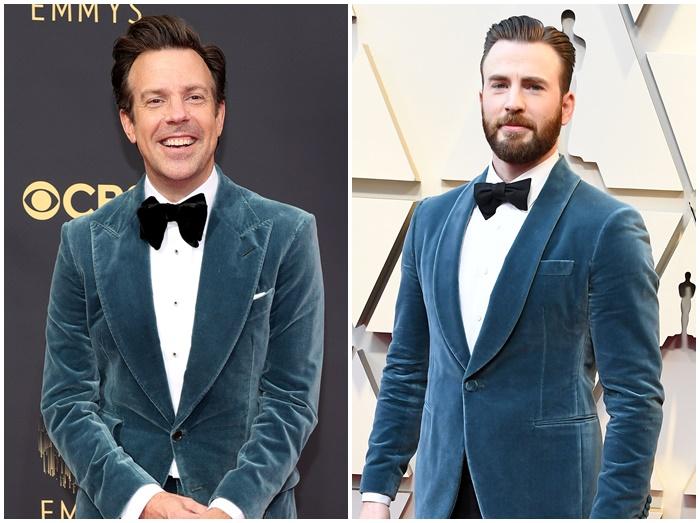 画像3: ジェイソンとクリスのジャケットがそっくり