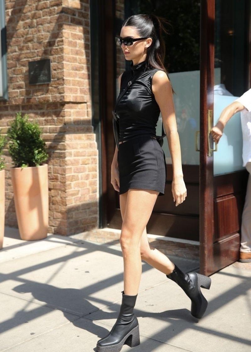 画像: モデルのケンダル・ジェンナー