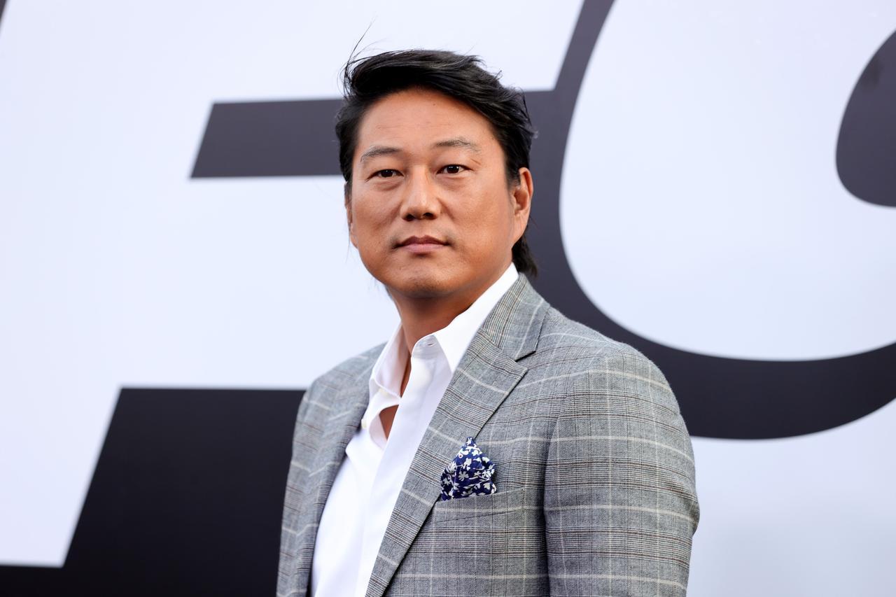 """画像: ハン役のサン・カン、生き返ったトリックは""""知らない"""""""