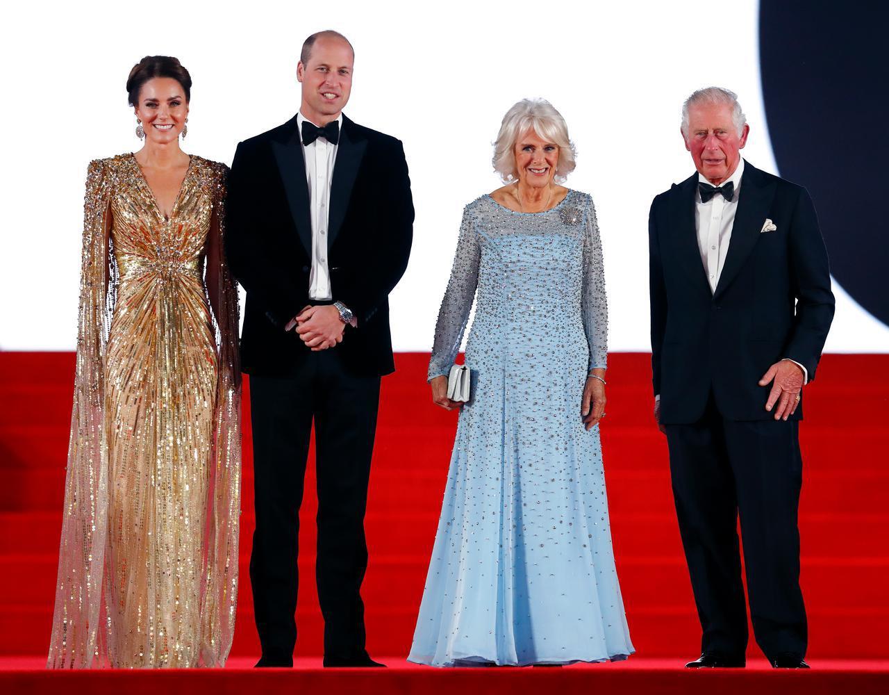 画像2: 『007/ノー・タイム・トゥ・ダイ』のプレミアにキャストが集結
