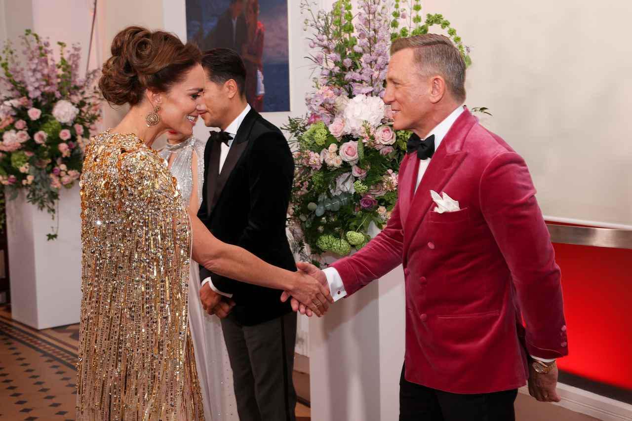 画像5: 『007/ノー・タイム・トゥ・ダイ』のプレミアにキャストが集結