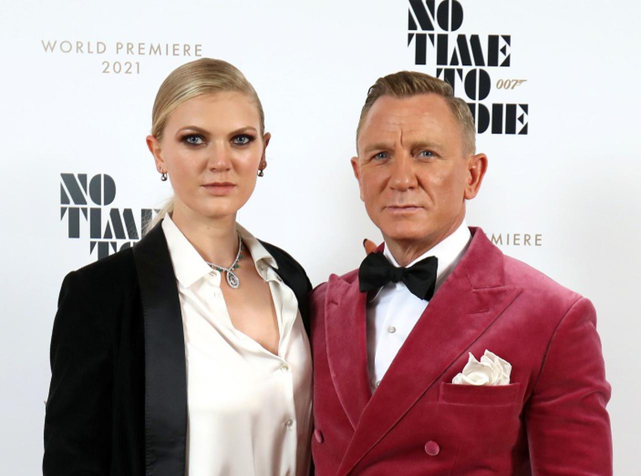 画像: ダニエル・クレイグ娘、『007』で15年主演を務めた父親へメッセージ - フロントロウ -海外セレブ&海外カルチャー情報を発信