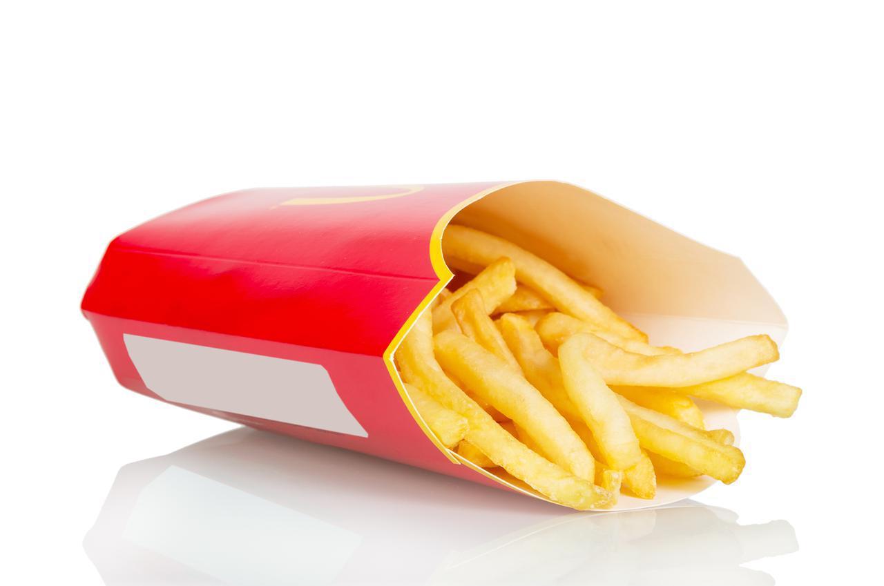 """画像: マクドナルドのポテトの""""寿命""""は何分?"""