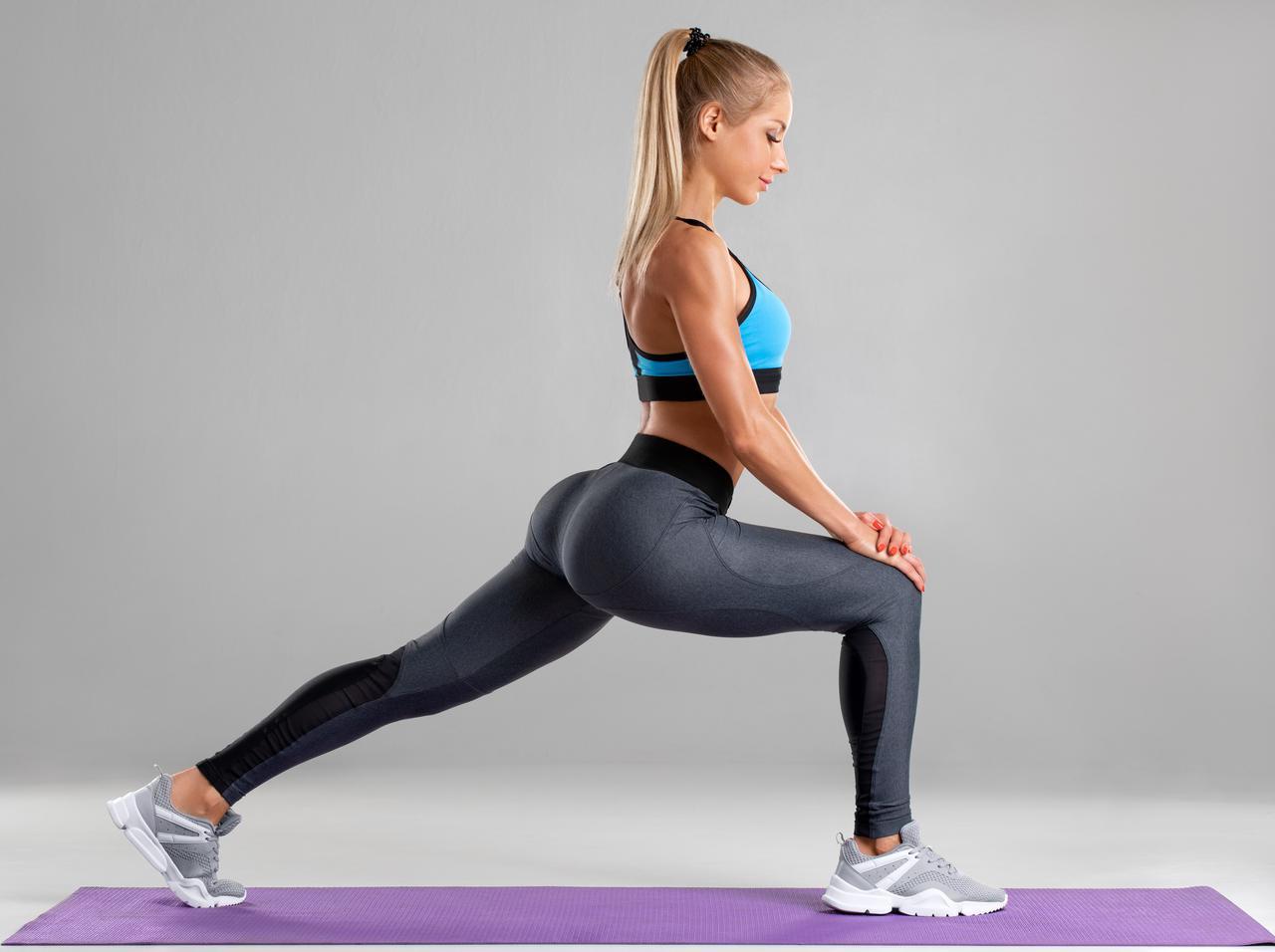 画像: 下がったお尻と体幹を一緒に鍛える4つの動き