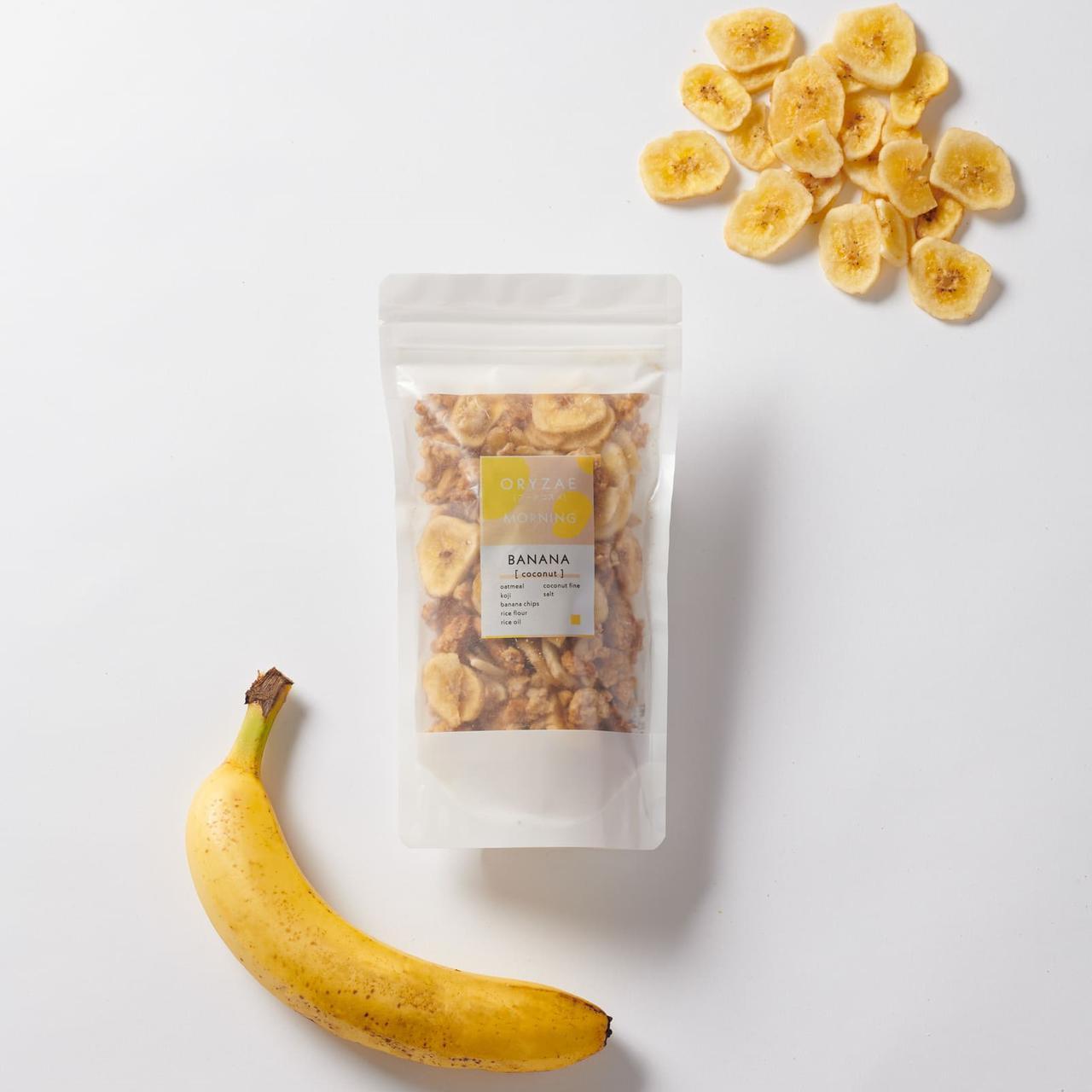 画像: バナナココナッツ:1,080円(税込)