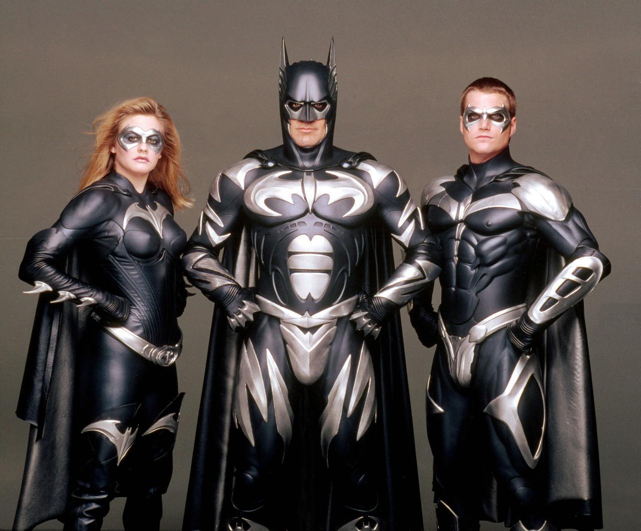 画像: ある意味、ファンの記憶に残るバットマン作品