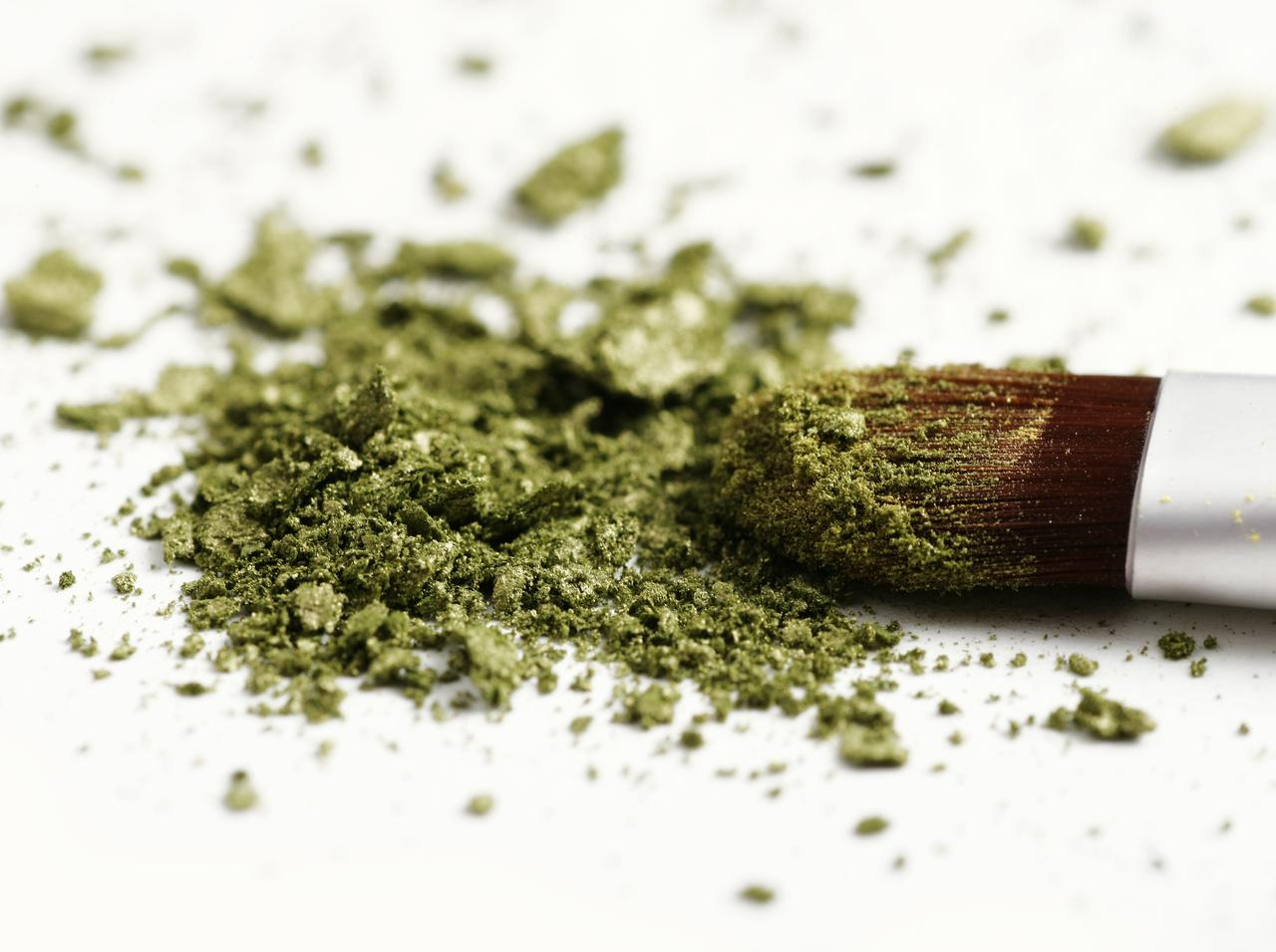画像2: この秋抹茶カラーのアイシャドウが人気