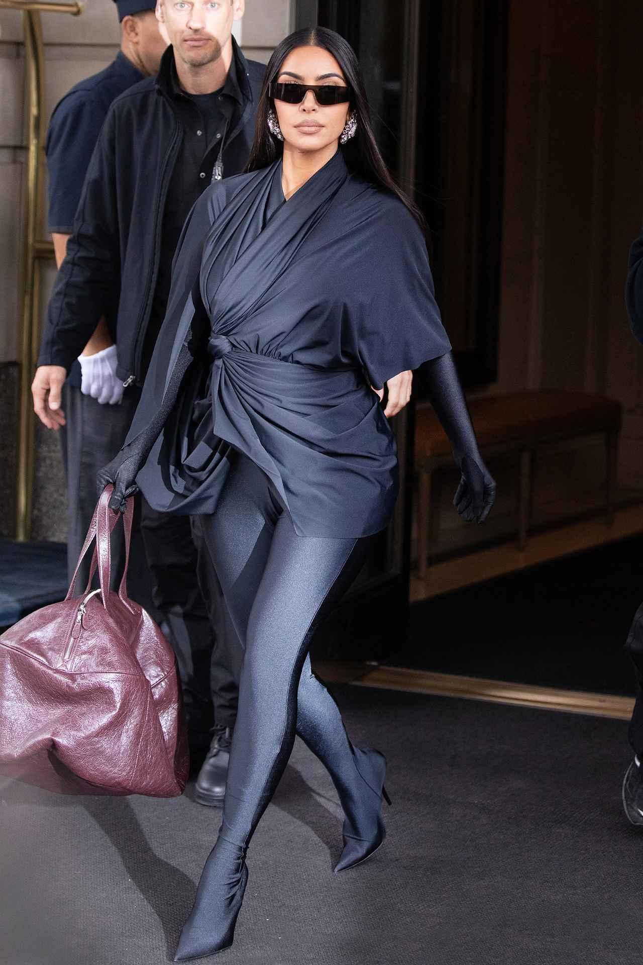 画像1: キムが『SNL』のためにニューヨークへ