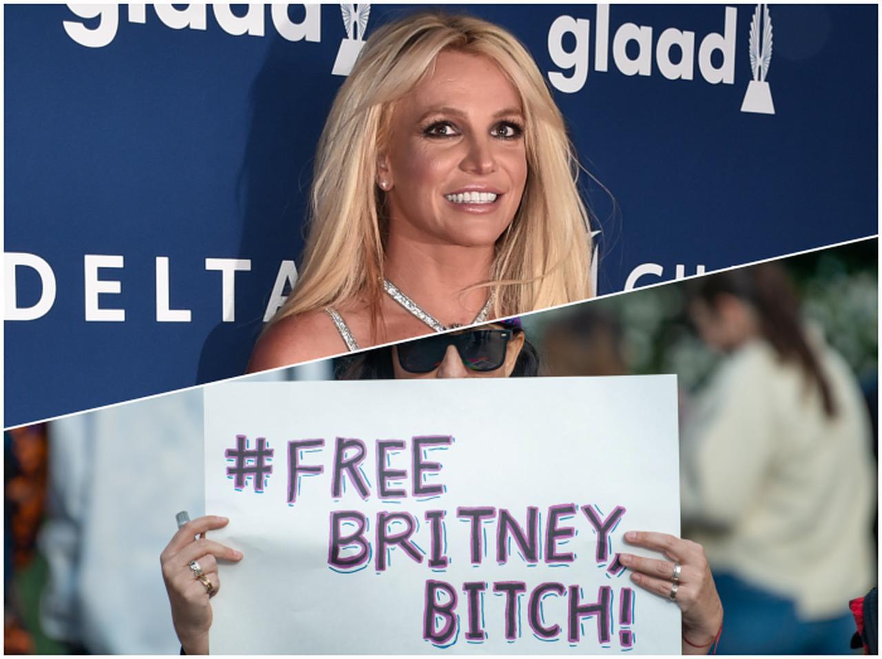 画像: ブリトニー・スピアーズ、父親からの解放は「#FreeBritney」運動のおかげとファンに感謝 - フロントロウ -海外セレブ&海外カルチャー情報を発信