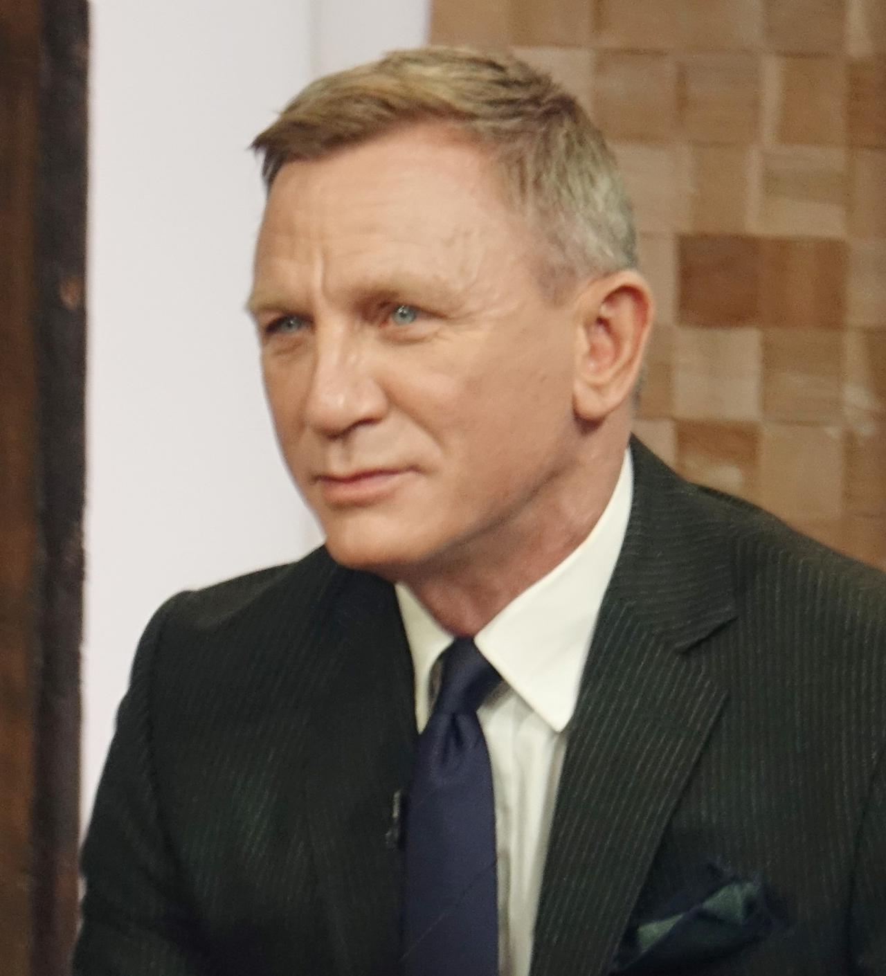 画像: ダニエル・クレイグ、『007 慰めの報酬』について