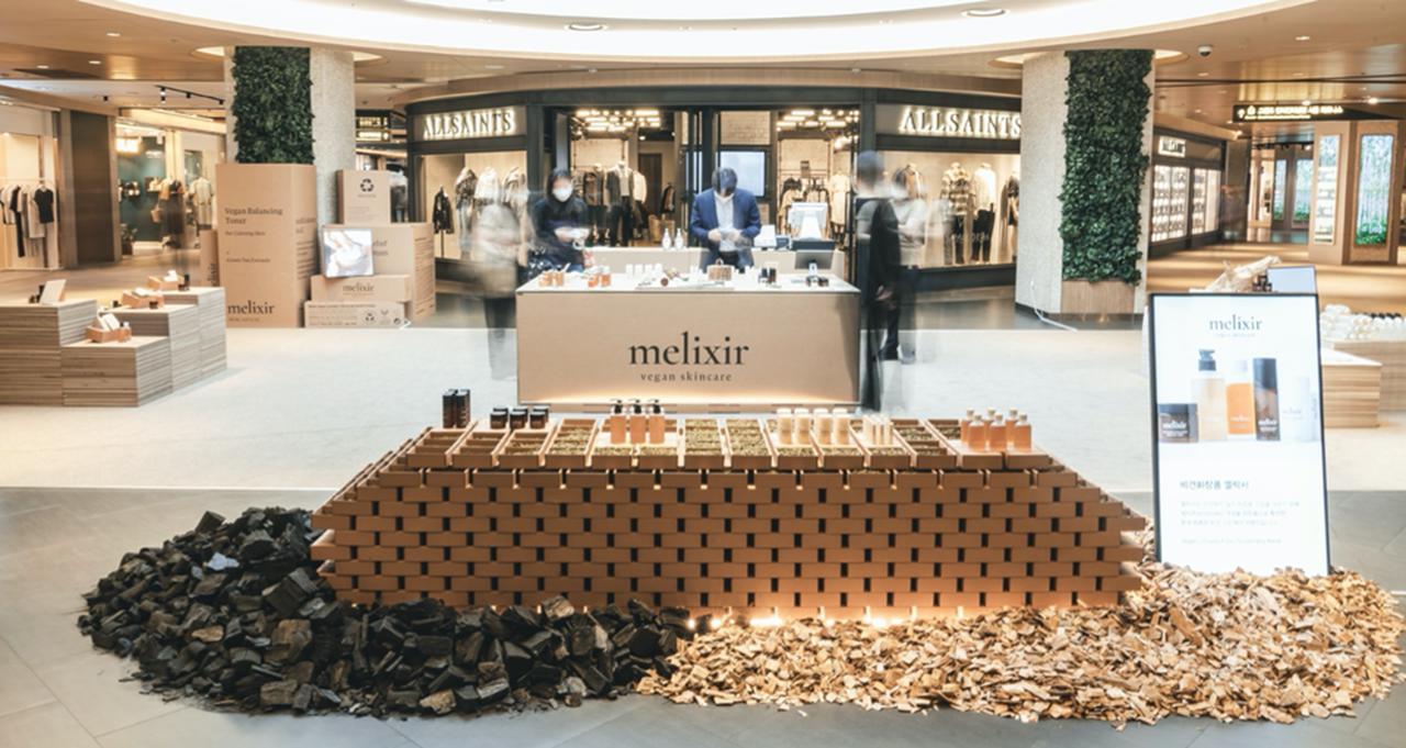画像1: 地球にも肌にも優しいブランド「Melixir(メリクサー)」が日本上陸