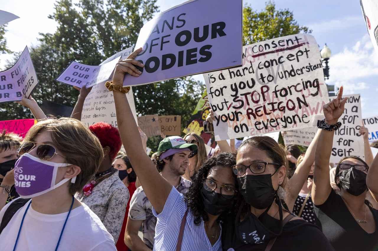 画像: 米テキサス州の中絶制限法が差し止めへ