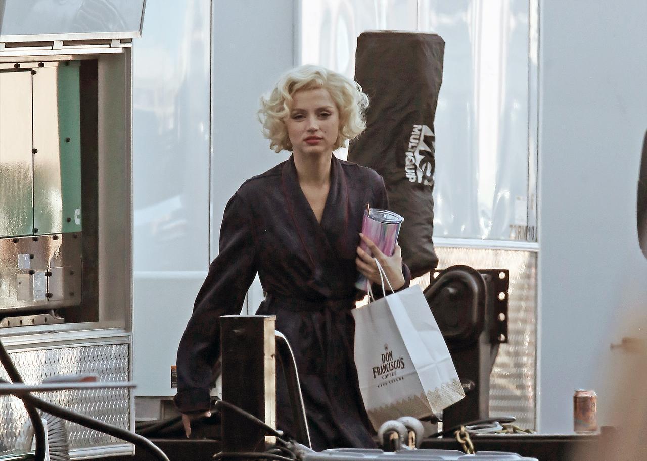 画像: 今後演じる大役は、マリリン・モンロー!