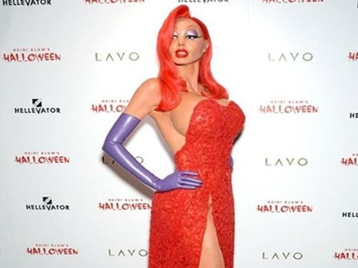 画像: 「ハロウィンの女王」の異名を持つモデル、ハイディ・クルムの仮装を総まとめ - フロントロウ -海外セレブ&海外カルチャー情報を発信