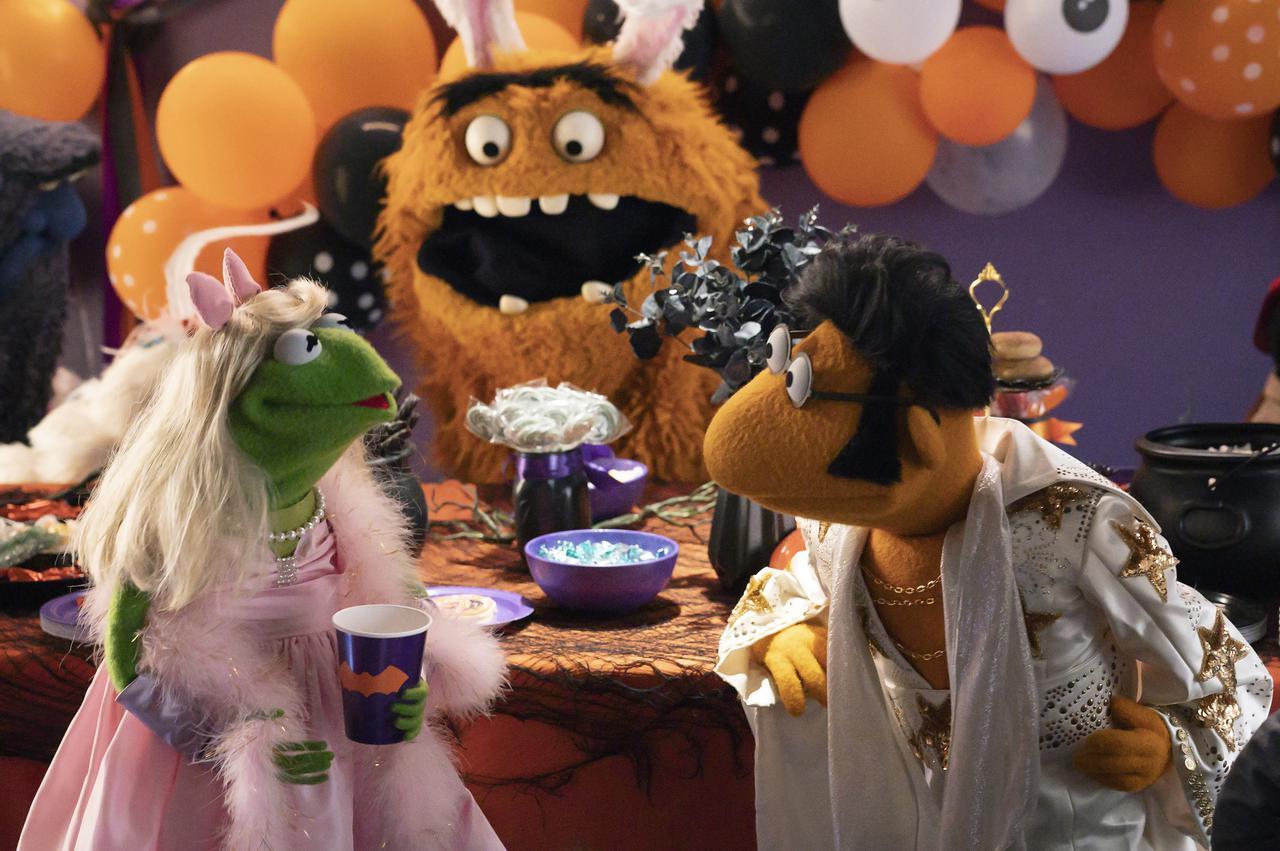 画像3: 『Muppets Haunted Mansion: マペットのホーンテッドマンション』