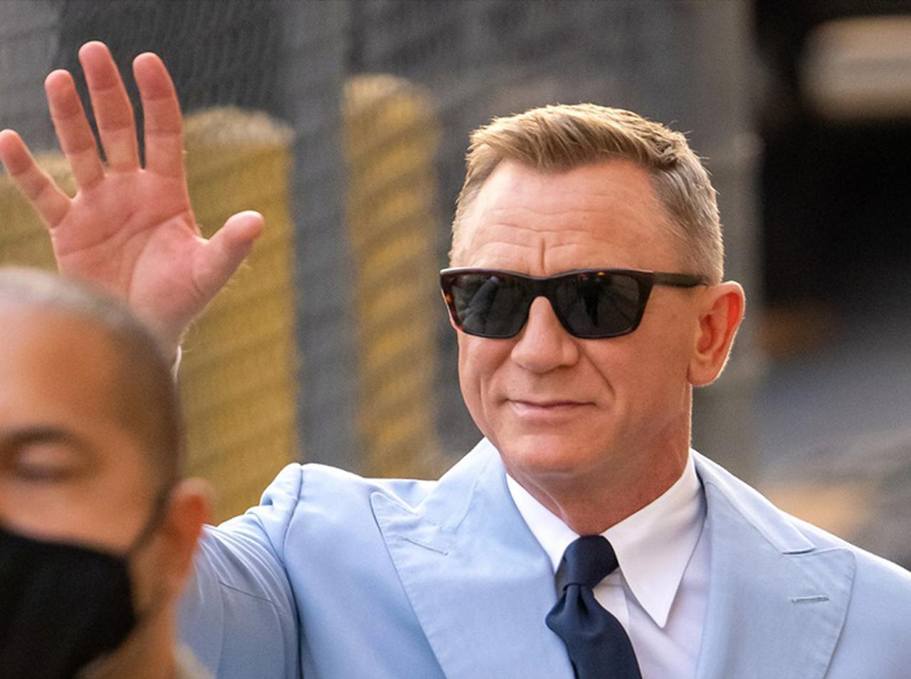 画像: ダニエル・クレイグ、『007』最新作の撮影1年前から毎日トレーニング【専属トレーナーにインタビュー】 - フロントロウ -海外セレブ&海外カルチャー情報を発信