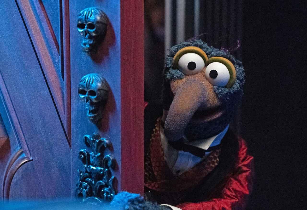画像1: 『Muppets Haunted Mansion: マペットのホーンテッドマンション』