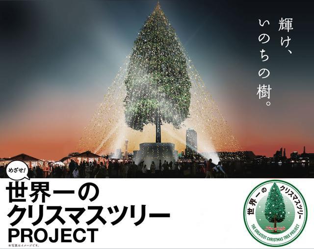 画像: 【プラントハンター西畠清順】「めざせ!世界一のクリスマスツリーPROJECT」始動!開港150年の神戸港に、全長約30メートルの巨大ツリーを輸送する史上最大のプロジェクト! http://www.soratree.jp/