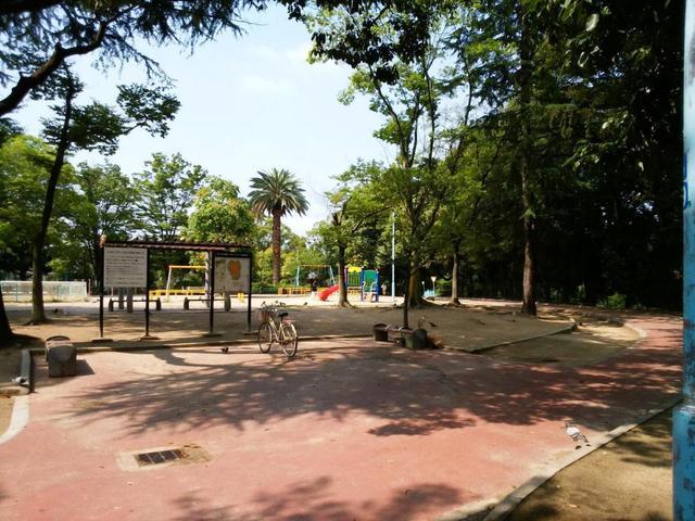 画像: 桃ヶ池公園(大阪府大阪市)