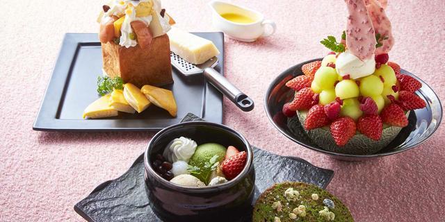 画像: 至極のパフェWeeks|ホテル日航大阪【公式サイト】HOTEL NIKKO OSAKA