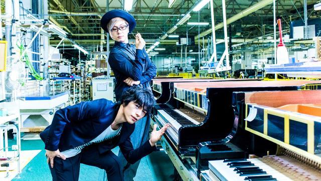 画像: 鍵盤男子 | KENBAN DANSHI Official website