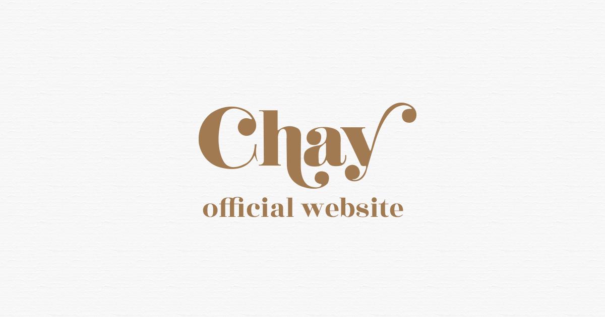 画像: chay official website