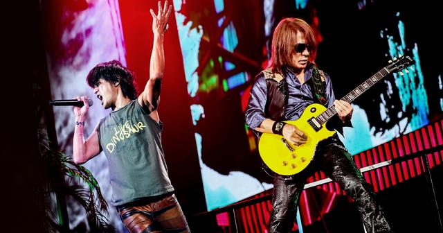 画像: B'z Official Website