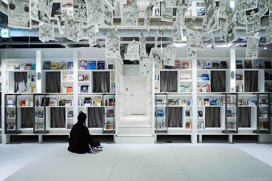 画像: 泊まれる本屋が大阪に、デイユースも可   Lmaga.jp