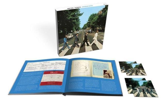 画像: ザ・ビートルズ『Abbey Road / アビイ・ロード』50周年記念エディション発売決定